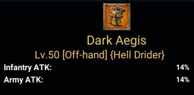 Item Dark Aegis