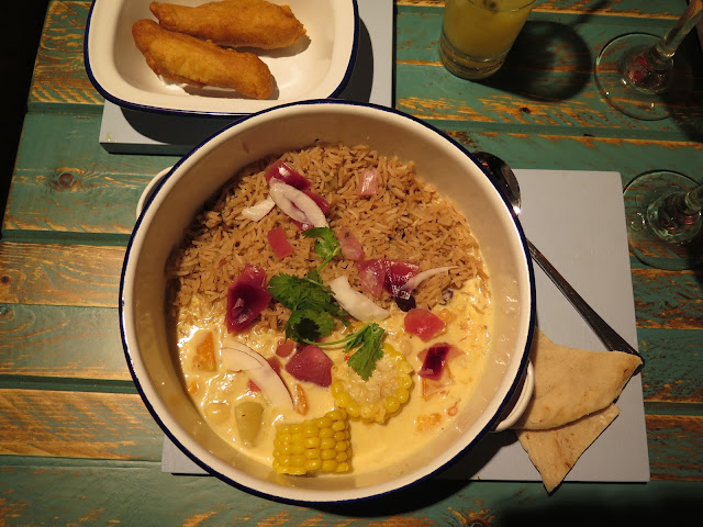 Caribbean food, turtle bay, chelmsford