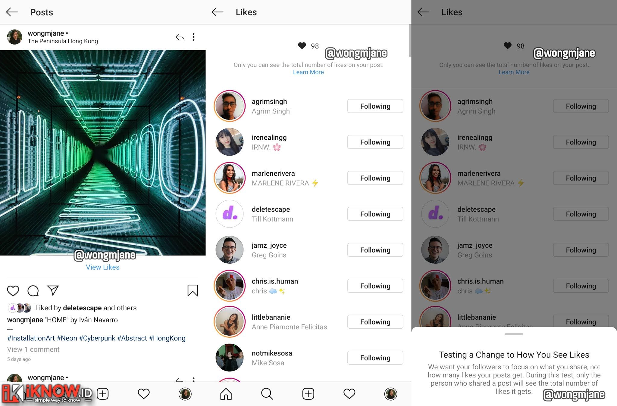 Setelah Hapus Fitur Aktivitas Mengikuti, Instagram juga Berencana Hapus Jumlah Suka