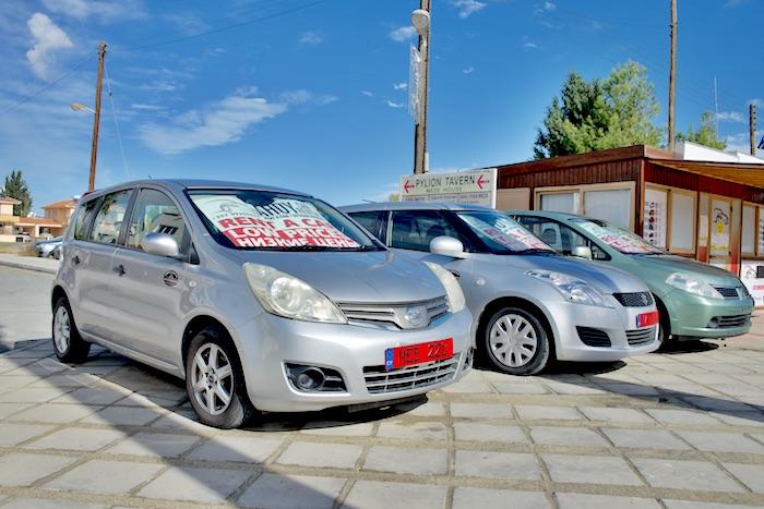 Cypr, Cypr wypożyczalnia samochodów, Cypr ruch lewostronny, Cypr prawo jazdy