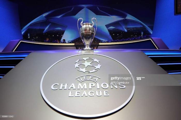 UEFA Champions League quarter-finals, semi-finals, final draws out