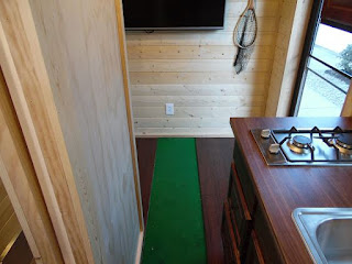Tiny House Man Cave for Tiny Homes