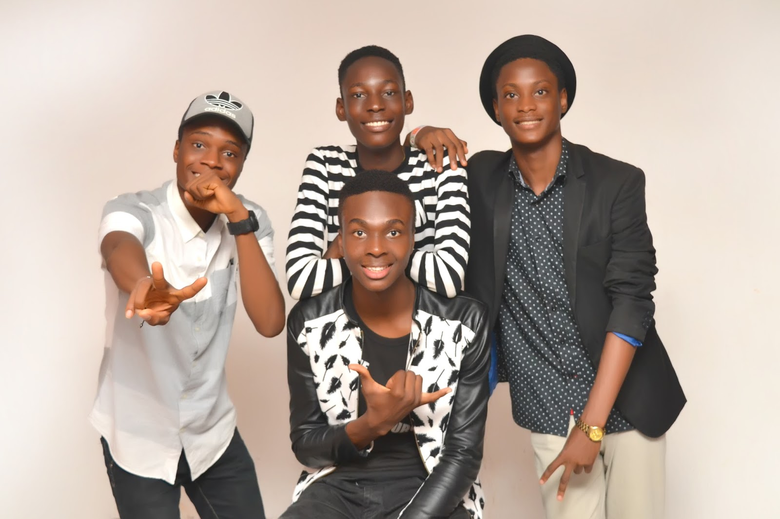 Francisca Oma's Blog: Meet the JECE Music Band who started