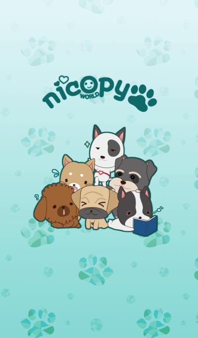 Nicopy World - nicodog