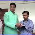 দিব্যাঙ্গজন প্রলয়ের মেধার স্ফুরণ : মুখ্যমন্ত্রী শ্রী বিপ্লব কুমার দেবের অভিনন্দন ও সাহায্য প্রদান