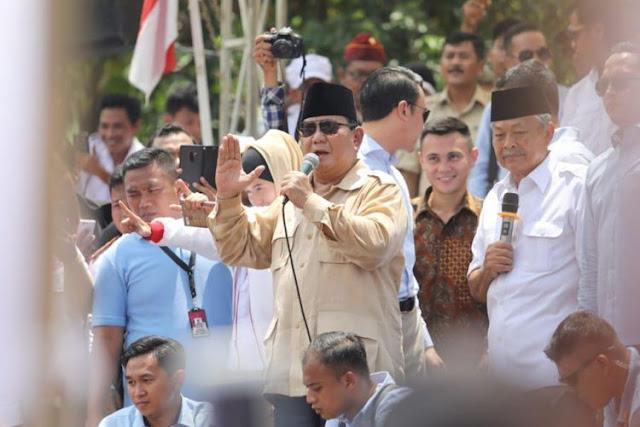 Tren Positif, BPN Prabowo Klaim Sudah Kuasai Sebagian Besar Jawa Tengah