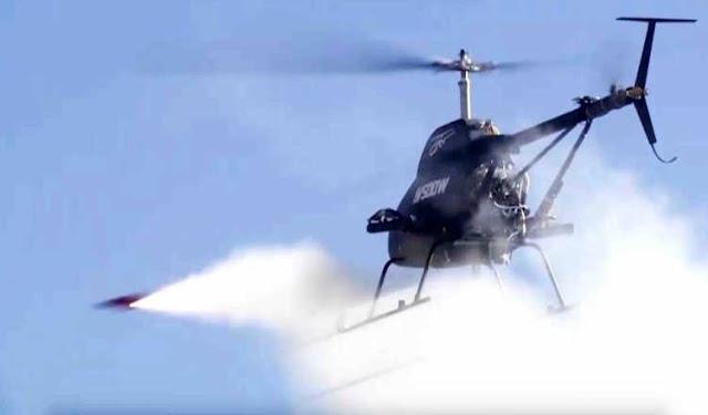 चीन ने टेस्ट किया मानवरहित हेलिकॉप्टर, भारत पर खतरा बढ़ा!