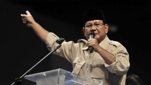 LSI: Suara Prabowo Turun 10 Kali Lipat di Pemilih Minoritas