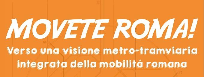 Movete Roma - La presentazione