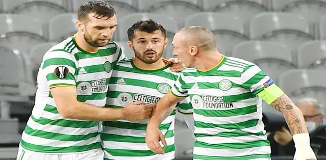 Lille vs Celtic – Highlights