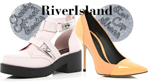 River Island ss14 shoes
