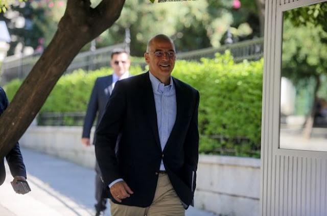 Δένδιας: Επανεκκίνηση των σχέσεων με την Τουρκία χωρίς εκπτώσεις