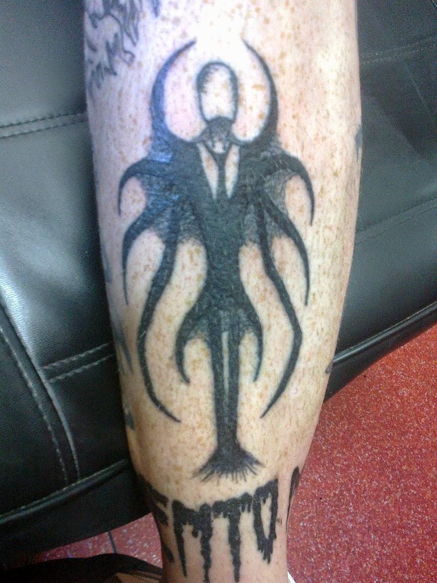 tatuajes de slenderman y su significado