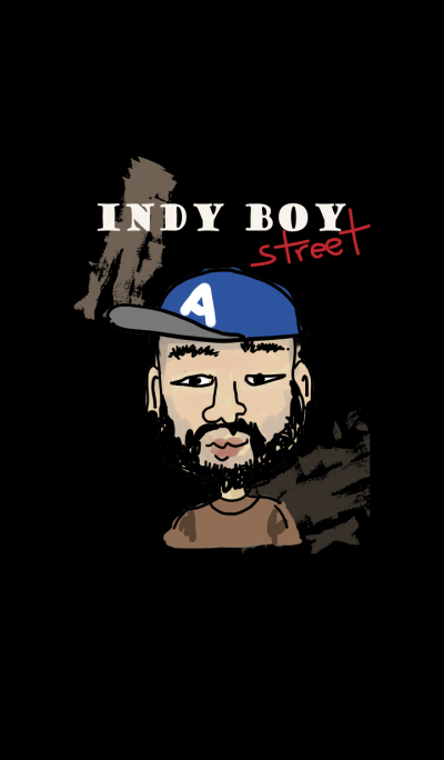 Indy Boy (black)