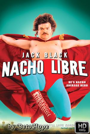 Nacho Libre [2006] [Latino-Ingles] HD 1080P [Google Drive] GloboTV
