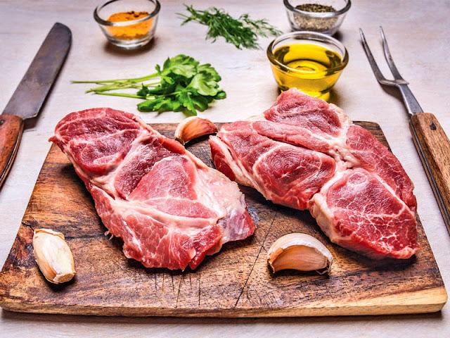 نصائح عند شوي اللحوم