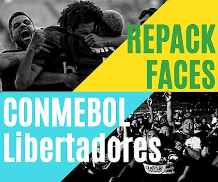 PES 2017 Facepack Copa Conmebol Libertadores
