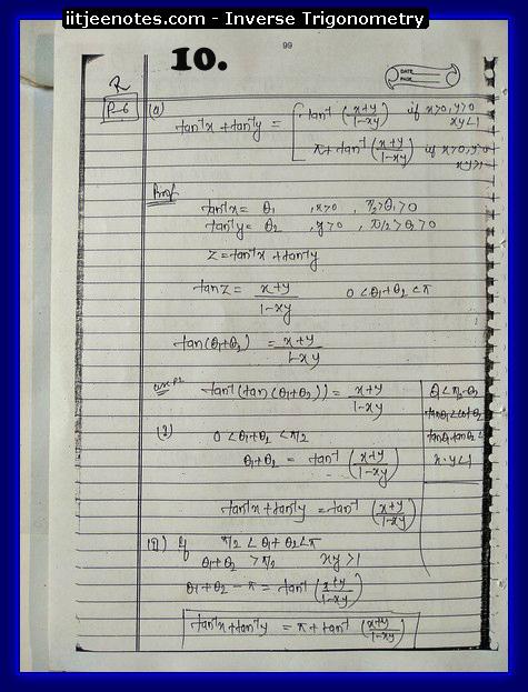 inverse trigonometry function4