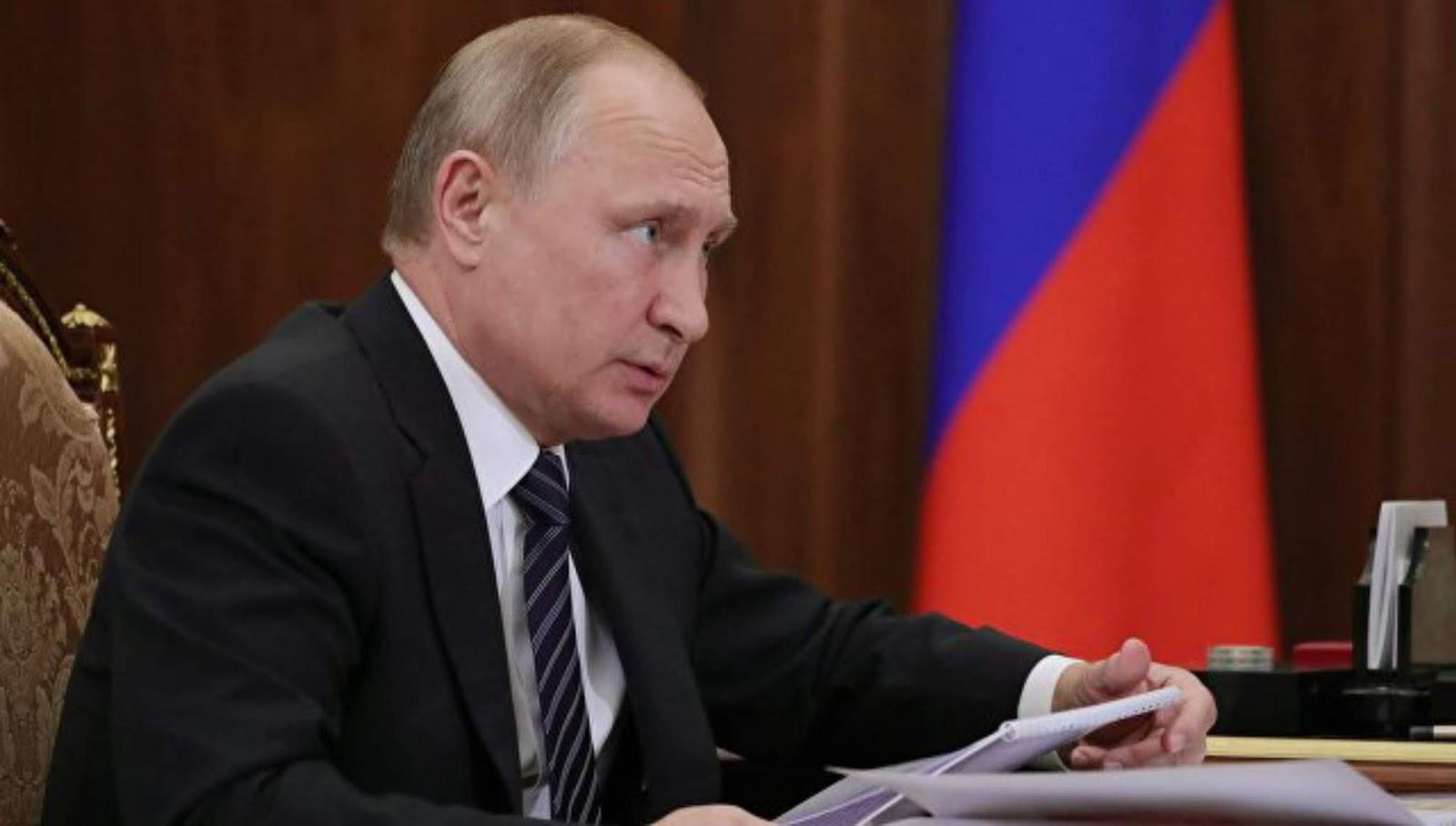Komentar Putin tentang memburuknya hubungan antara Iran dan AS