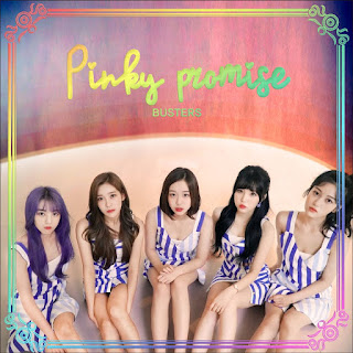 Download [Mini Album] Busters - Pinky Promise full album zip rar 320kbps mp3 m4a mp4
