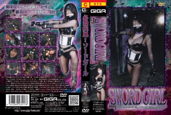 TMS-17 Sword Woman