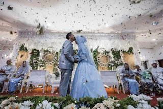 لماذا يجب عليك إقامة حفلة زواجك؟