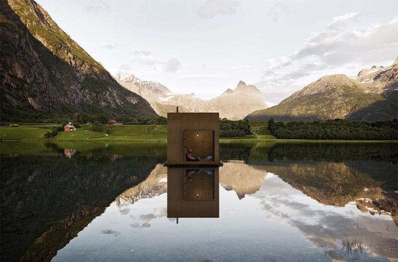 Cabañas y refugios de montaña