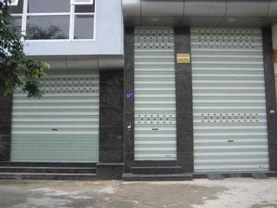 Cập nhật mẫu cửa cuốn tấm liền đẹp và an toàn nhất tại Đà Nẵng