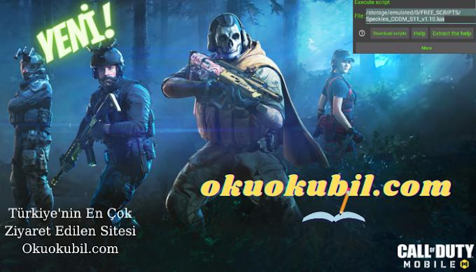 Call of Duty Mobile Script v1.11 Color+ Black Sky Hack Season 12