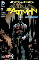 Os Novos 52! Batman #16