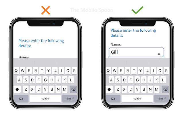 How to handle the on-screen keyboard like a pro - the mobile spoon
