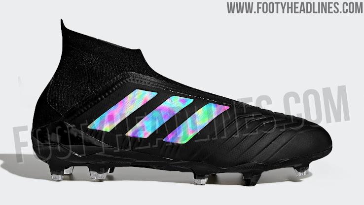 Shadow Mode Adidas Predator 2018 2019 Fussballschuhe