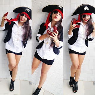 Fantasia pirata DIY