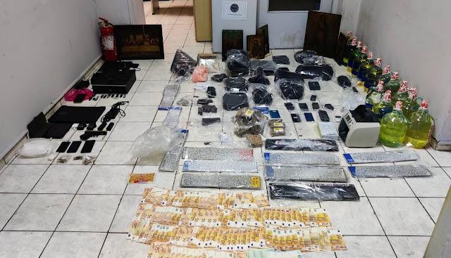 Αρχαιοκαπηλία στην Επίδαυρο: Μέλη οργανωμένου κυκλώματος φέρονται οι 6 συλληφθέντες