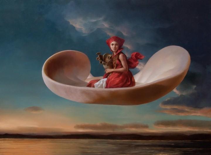 Ricardo Fernandez Ortega. Современный художник-сюрреалист 9