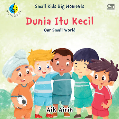 buku anak our small world