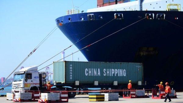 Empresas chinas suspenden compra de productos agrícolas de EE.UU.
