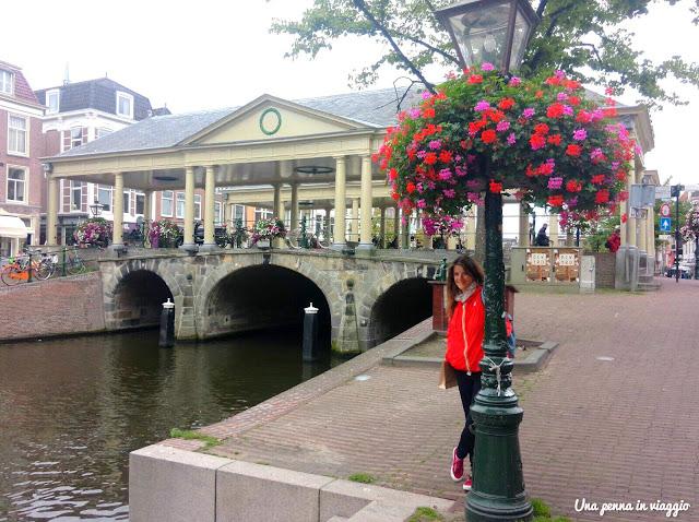 cosa fare a leida vicino Amsterdam