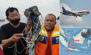 Missing Boeing Jet in Indonesia