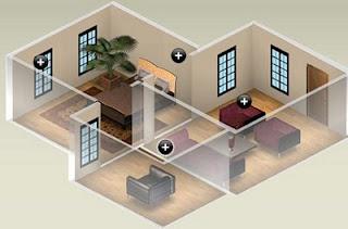 tenere al caldo in casa costruire casa in 3d