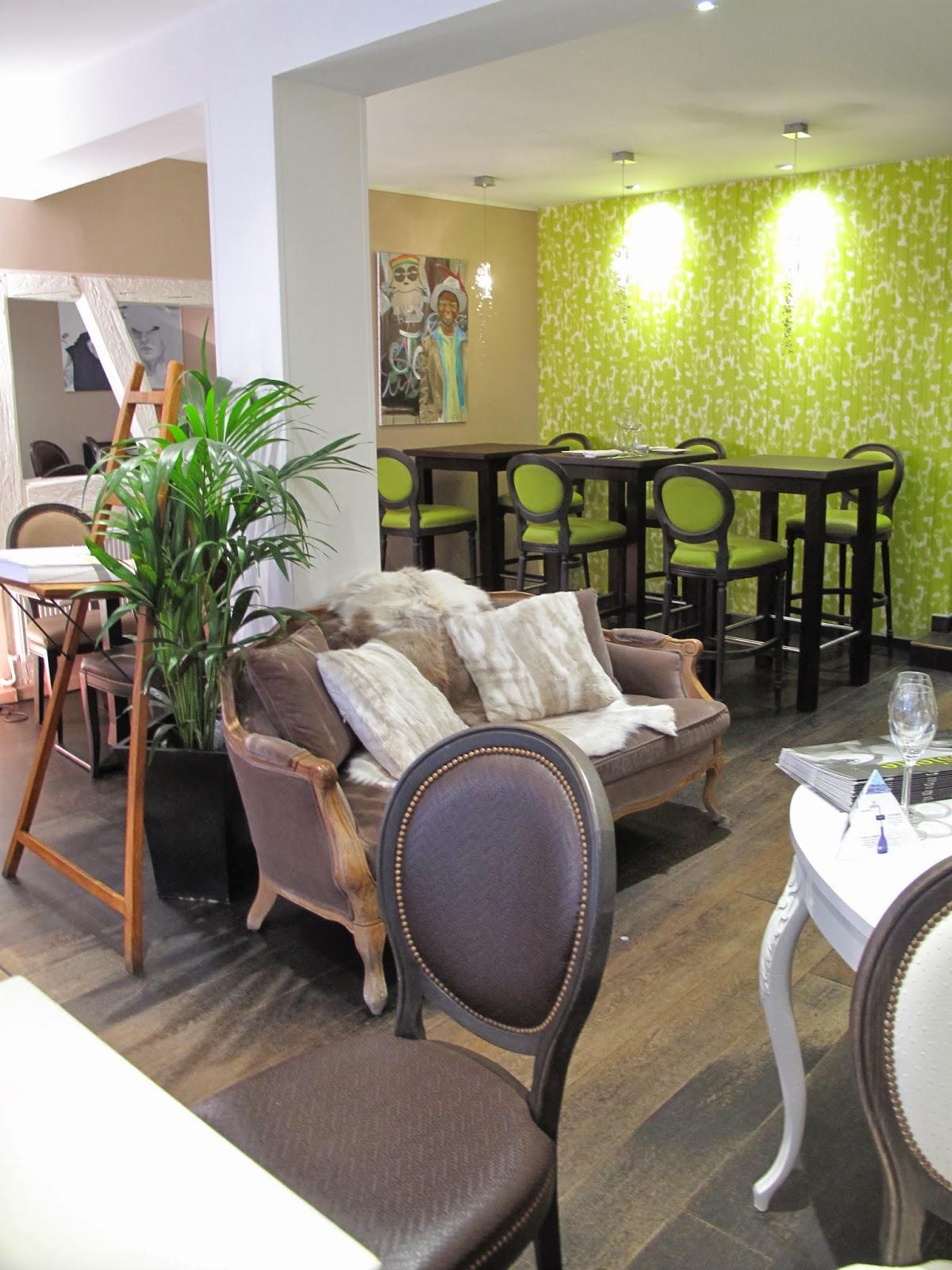 le blog d 39 epicure l 39 atelier du peintre colmar en menu. Black Bedroom Furniture Sets. Home Design Ideas