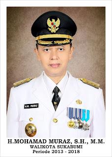 Profil Walikota Sukabumi Muhammad Muraz