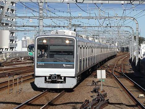 【台風19号に伴う】急行 秦野行き 日中多数運行