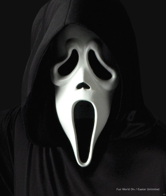 NOTICIÓN: ¡La máscara original de Ghostface aparecerá en la 3ª temporada de SCREAM!