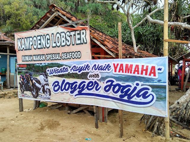 Wisata Asyik Naik Yamaha ke Pantai Sepanjang