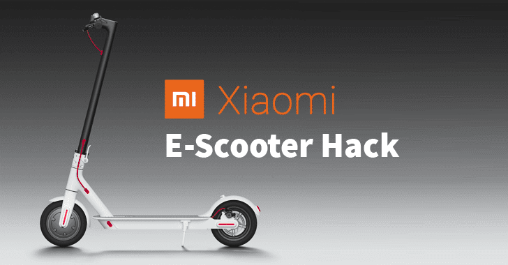 Xiaomi Electric Scooters Vulnerable to Life-Threatening Remote Hacks