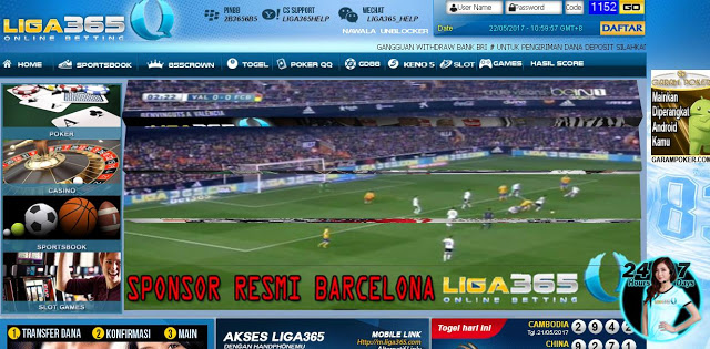 Benua365 Agen bola Online Terpercaya Di Android