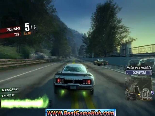 Burnout Paradise Full Version EA Games Free Download