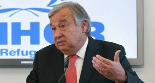 Portugal nominated ex-refugee chief Antonio Guterres for UN Secretary-General