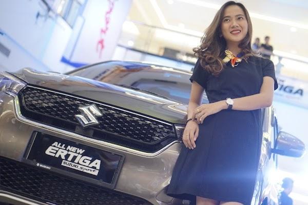 Suzuki Ertiga Masih Terjangkau Harganya
